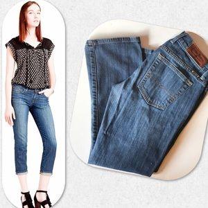 Lucky Brand Sweet 'N Crop Jeans